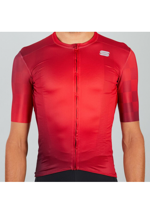 MAGLIA SPORFUL ROCKET JERSEY RED