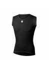 THERMODYNAMIC LITE T-SLEEVELESS BLACK