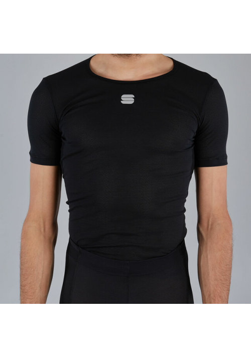 INTIMO SPORTFUL THERMODYNAMIC LITE T-SHIRT BLACK