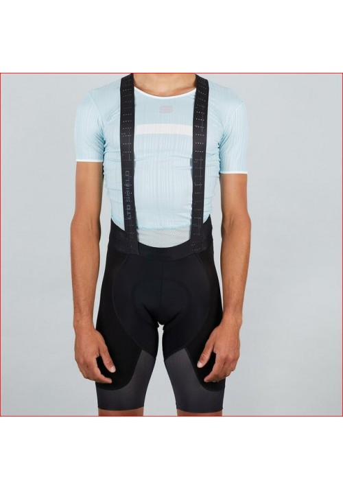 SALOPETTE SPORTFUL LTD SHIELD BIB SHORT BLACK