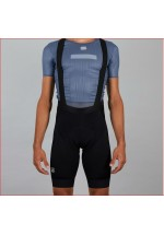 SALOPETTE SPORTFUL LTD BIB SHORT BLACK