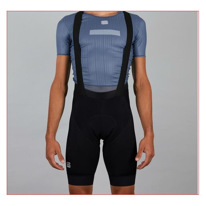 PANTALONE SPORTFUL LTD BIBSHORT BLACK