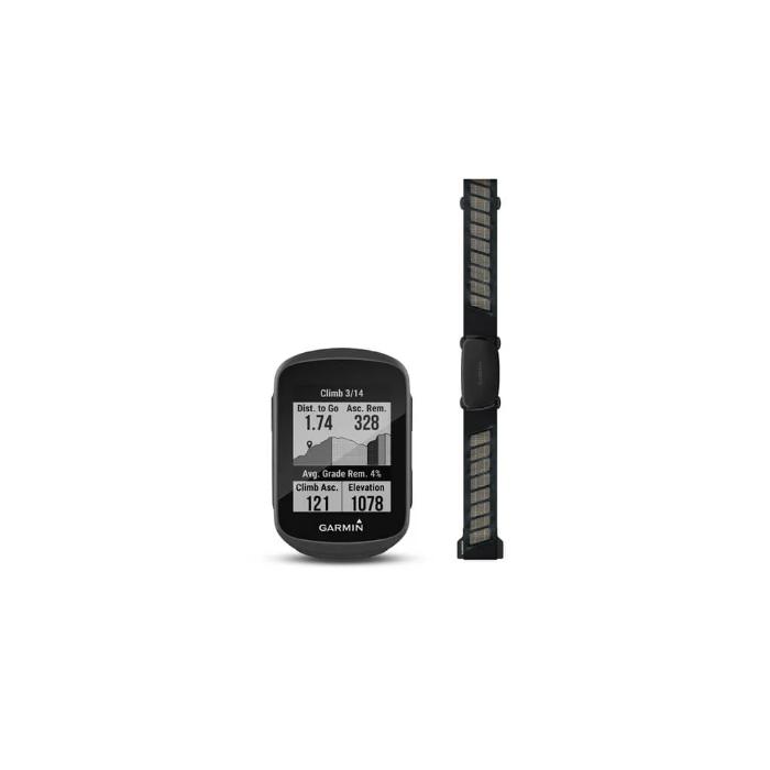 GARMIN Edge® 130 Plus Bundle HRM